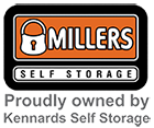 Millers Self Storage Proudly Owned By Kennards Self Storage